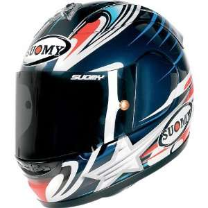 Spec 1R Extreme On Road Racing Motorcycle Helmet   X Large Automotive