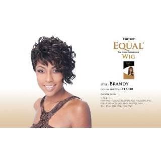 BRANDY   Shake N Go Freetress Equal Synthetic Hair Wig #1