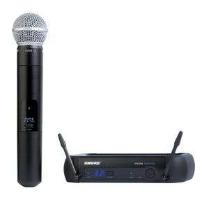/SM58 X8 Digital Wireless Microphone System PGXD4 PGXD2 SM58