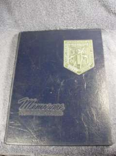 1968 NOTRE DAME HIGH SCHOOL EASTON PA. YEAR BOOK