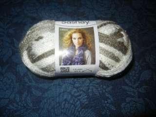 Red Heart Boutique Sashay Fishnet Weave Yarn 1 Skein Shuffle