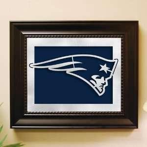 Memory Company New England Patriots Laser Cut Logo Wall