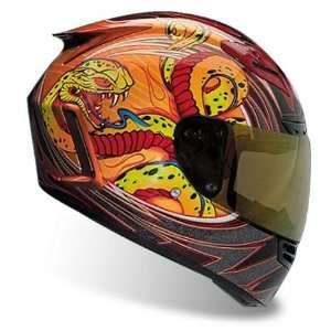 Bell Star Viper Full Face Motorcycle Helmet   Size  Small