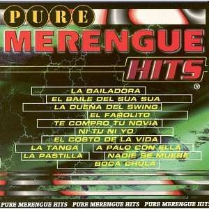 Pure Merengue Hits Merengue All Stars Music