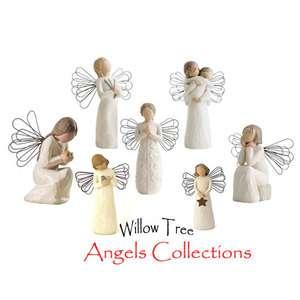 Willow Tree Figurine   Angels Collections