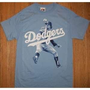 Fernando Valenzuela MLB L.A. Dodgers MVP T Shirt  Sports