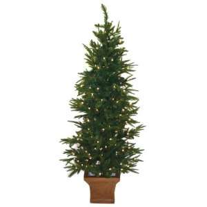 Feet Tall Frasier Fir Artificial Potted Christmas Tree