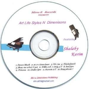 Art Life Styles N  Dimemsions Shalaby Karim Music