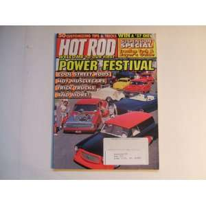 Hot Rod September 1994 Various Books