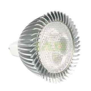 Mr16/12V Gu10/220V Plug 3x2W Led Light Warm Cool White Light Bulb Lamp