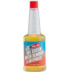 Red Line Oil 60302 Fuel System Water Remover & Antifreeze