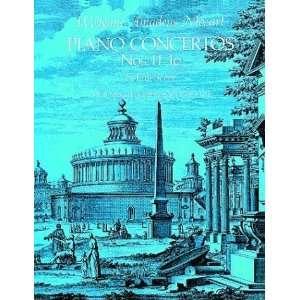 Score (Dover Music Scores) [Paperback]: Wolfgang Amadeus Mozart: Books