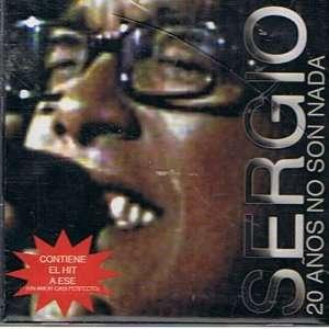 20 Anos No Son Nada SERGIO VARGAS Music