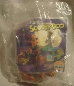 Scooby Doo happy meal toy BK New