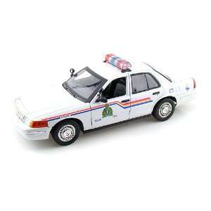 Ford Crown Victoria Royal Canadian Mounted Police (RCMP