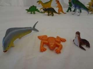 ANIMALS Dinosaurs/Sea Creatures/Elephant/Crocodile Safari LTD/Schleich