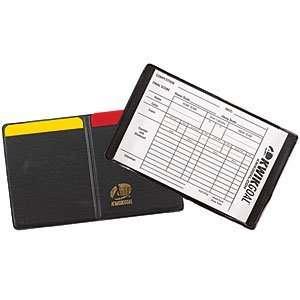 REFEREE WALLET CARDS, CASE, SCORE SHEET