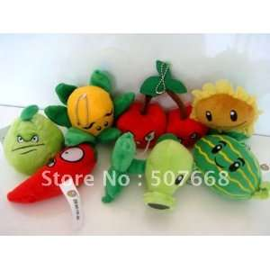 plush toys plants vs zombies pvz soft toy mini size 4inch plant