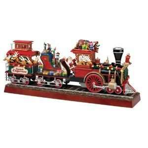 Mr. Christmas Santas Express #79001 NIB FREE SHIPPING
