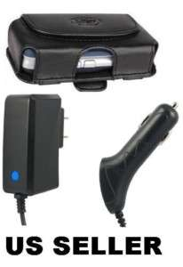Car+home Charger & Case for SAMSUNG D600 Conquer 4G