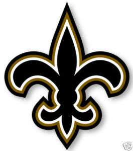 NEW ORLEANS SAINTS   NFL Logo wall,window,sticker,decal