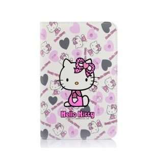 Leather Case Hello Kitty Theme for Samsung Galaxy P1000