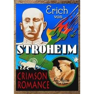 Crimson Romance: Ben Lyon, Sari Maritza, Erich Von