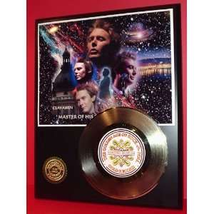 Gold Record Outlet Clay Aiken 24kt Gold Record Display LTD