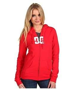DC Shoes Womens T Star Hoodie Sweatshirt pullover jacket jumper Pink