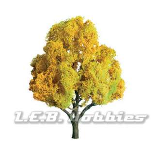 JTT 94356 Z Scale 3/4 Early Fall Deciduous Tree Professional Series