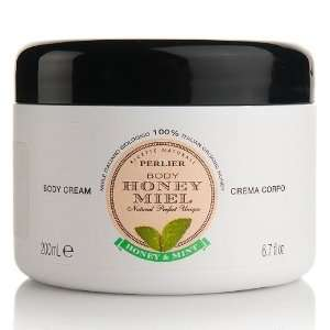 Perlier Honey and Mint Body Cream Beauty