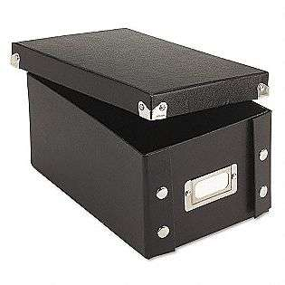 Snap 'N Store Collapsible Index Card File Box  IdeaStream Computers