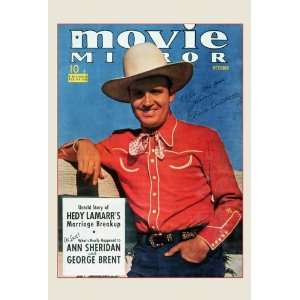 Gene Autry Movie Poster (27 x 40 Inches   69cm x 102cm