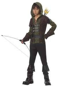 Robin Hood Child Outfit Halloween Costume