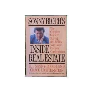 (9781555840303) H. I. Sonny Bloch, Grace Lichtenstein Books