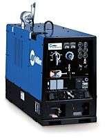 Miller Big Blue Air Pak Delux Model 907062071 Diesel Powered Welder