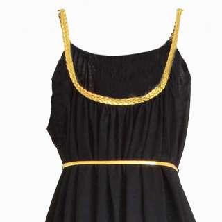 Stunning Casual Cotton Straps Braces Skirt Women Long Summer Cocktail