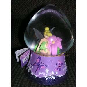 Disney Tinkerbell Musical Snow Globe Waterball