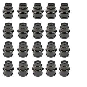 GM Wheel Lug Nut Covers # 12472838   NEW (20 piece)