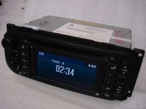 06 CHRYSLER JEEP DODGE Ram Dakota Navigation GPS Radio CD Player RB1