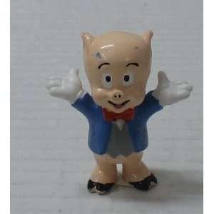 Looney Tunes Porky Pig Pvc Figure