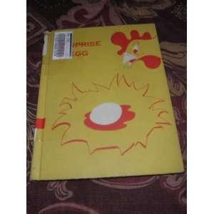 Surprise Egg Books