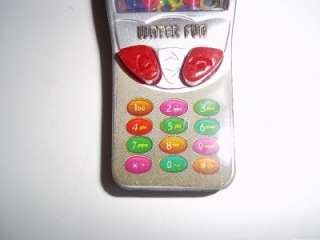 NOVELTY CELL PHONE WATER FUN GAME TOY CHILDREN PARTY