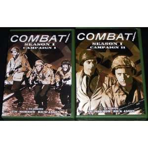 Combatplete First Season. Vic Morrow, Rick Jason Movies & TV