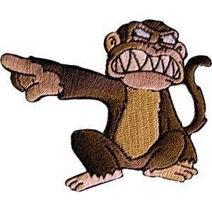 Family Guy Evil Monkey Patch Arts, Crafts & Sewing