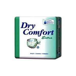 Dry Comfort Extra by Tena Briefs X Large 60   64 case of 60 (6 Packs