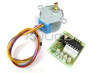 Step Motor 4 Phase DC 28BYJ 48 5VDC Gear Stepper Motor with ULN2003
