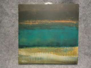 MIKE ELSASS Canvas Painting Wall Hanging Picutre