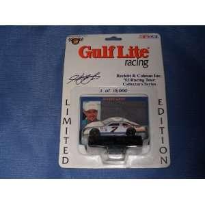 1993 NASCAR Racing Champions . . . Harry Gant #7 Gulf Lite
