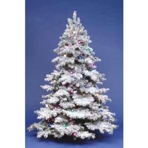 6.5 Foot, Dura Lit Artificial Christmas Tree, Alaskan